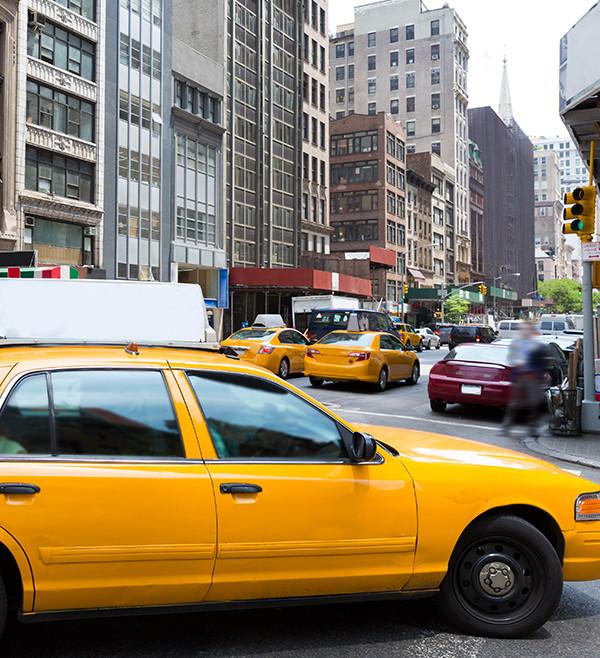 Rechte eines Taxifahrgastes