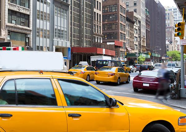 Anschnallpflicht für Taxi- oder Mietwagenfahrer